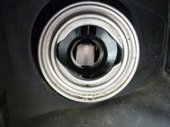 Opatření proti tankování benzínu do nafty