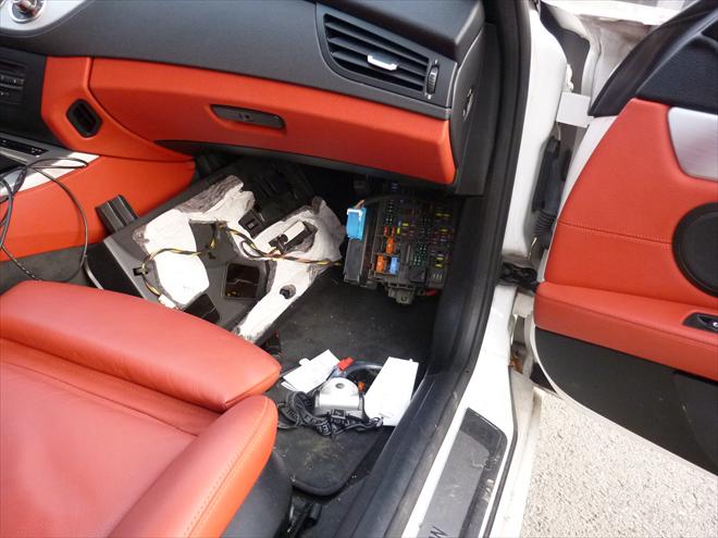Varování u všech moderních BMW