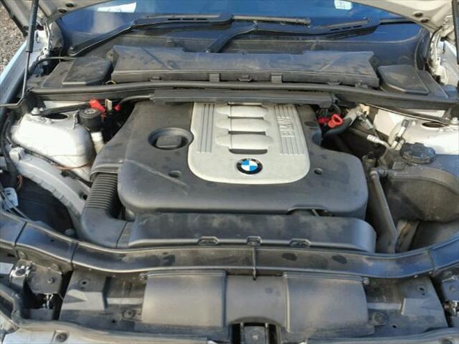 """BMW E91, 325d nach einem Jahr """"Selbstreparatur"""""""