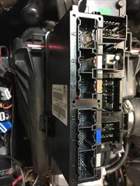 Bezeichnung der Stecker am Totaly Integrated Power Module